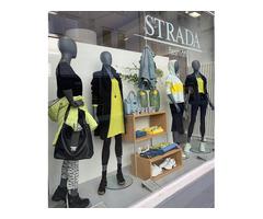 Strada fashion und presente