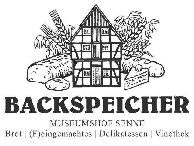 Backspeicher auf dem Museumshof Senne
