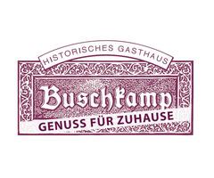 Historisches Gasthaus Buschkamps-Wohnmobil-Menü