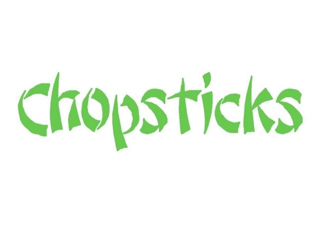 Chopsticks - kleine Köstlichkeiten aus Fernost