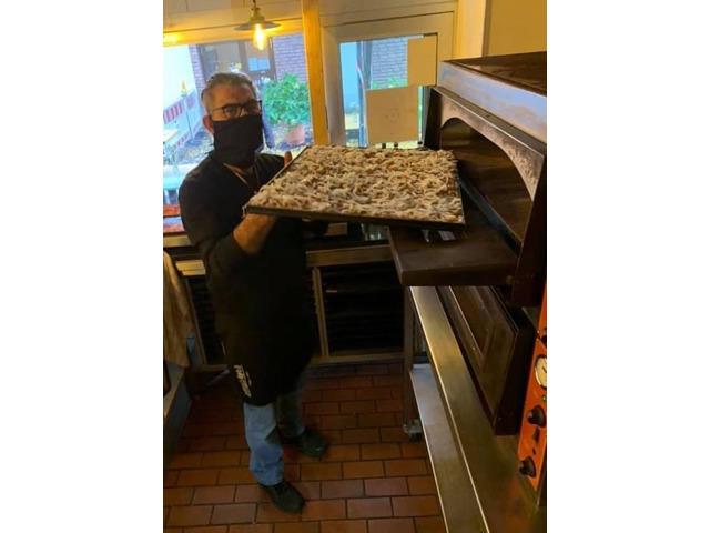 Bielefelder Pizza-Tradition zur Abholung