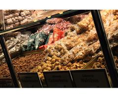 Mandeln, Nüsse & mehr