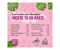 WOBU - Wokgenuss und Burgerlust To Go
